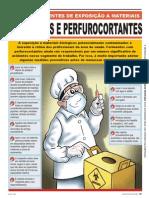 13 - Exposição a materiais biologicos e perfurantes