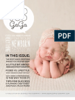 Newborn Photography Magazine
