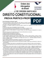 Constitucional - Segunda Fase_2011