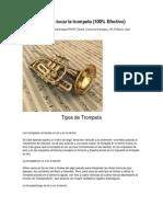Tutorial C�mo tocar la trompeta (100% Efectivo).docx