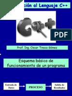 0.B. Introducciona a Lenguajes C++