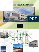 Perris High School Site Master Plan
