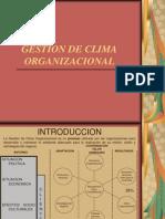 Gstion Del Clima