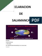 Declaracion Salamanca