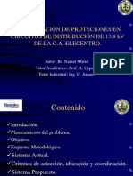 Coord Protec 13.8kV