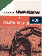 Praxis latinoamericana y filosofía de la liberación