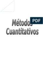 MetodosCuantitativos