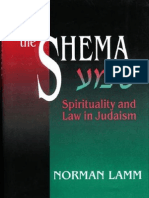 The Shema Spirituality the Most Important Passage in the Torah
