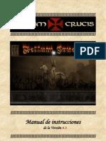 Manual de Instrucciones Bellum Crucis 6.3