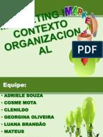 Marketing No Contexto Organizacional