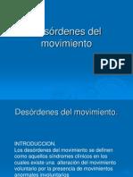 Desórdenes del movimiento