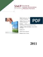 Identificación y Planificación del Control de Aspectos Ambientales
