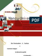 F-M Delignon Besancon Decembre 2010 de l Evaluation a l Action N2 VF