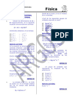 1º SEMANA - analisis dimensional y vectorial