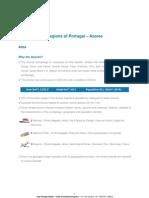 PORTUGAL - AZORES REGION [AICEP]