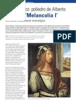 El enigmático poliedro de de Durero en Melancolía I.pdf