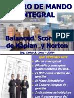 Balanced Scorecard BASE 1
