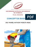 Clase 02 Conceptos Basicos