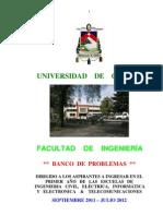 Banco de Problemas Septiembre2011-Julio2012