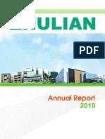 Annual Report 2010 Zhulian
