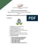 Asuntos Consumidores Informe Final Act 2012
