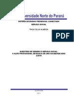 TCC QUESTÕES DE GENERO E SERVIÇO SOCIAL.doc