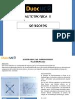 Los Sensores Del Automovil BOSCH