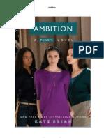 07. Ambition [Ambição]