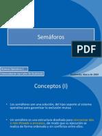 Semaforos-Concurrencia