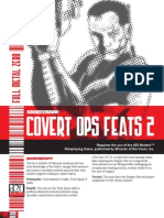 LPJ9769 (Covert Ops Feats 2)