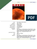 Mars- Gateway Solar System