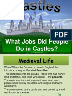 who lived in castles
