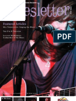 Bluesletter April 2013