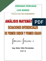 Folleto N° 02 Primer Orden Primer Grado  2013 UPLA_001