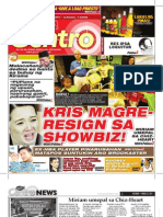 Pssst Centro Mar 22 2013 Issue