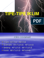 TIPE-TIPE IKLIM.ppt