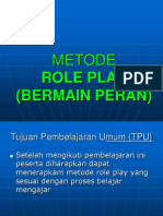 Metode Role Play