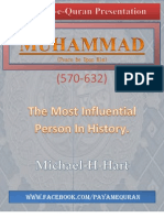 Muhammad- The most influential person in history
