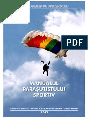 parașută vizuală