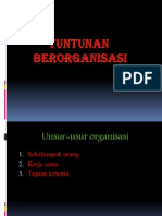 Tuntutan organisasi.pptx