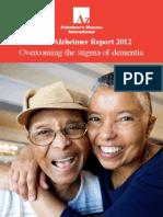 World Alzheimer Report 2012