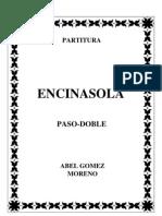 Encinasola - Pasodoble