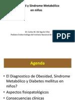 3. Obesidad , Sd. Metabólico y DBM en niños (05.03)