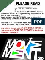 MOVEMENT WEEK 1 Sampler Generic