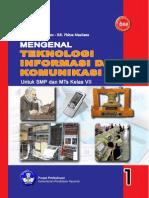 Fullbook Mengenal Teknologi Informasi