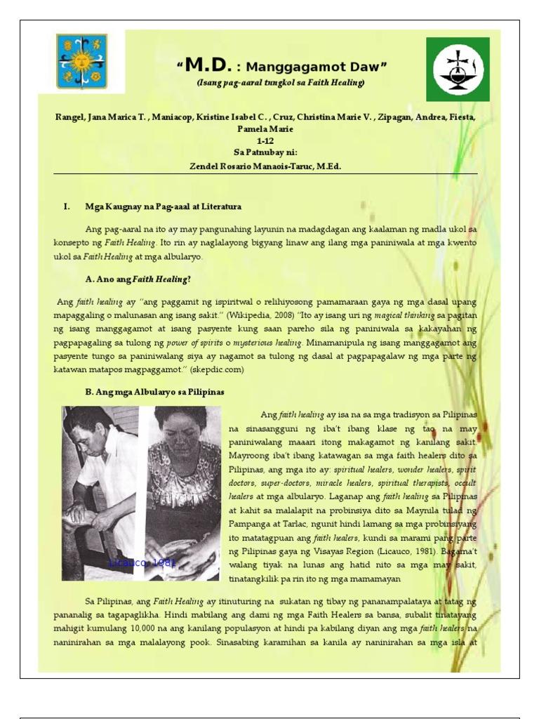 Oliver hohn dissertation