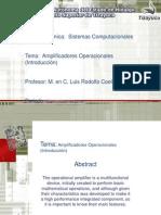 presentacion analogica Amplis