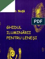 Adrian Nuta Ghidul Iluminarii Pentru Lenesi