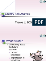 Credit Risk Analysis by Ecgc 2