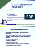 Struktur Dan Persebaran Penduduk Indonesia